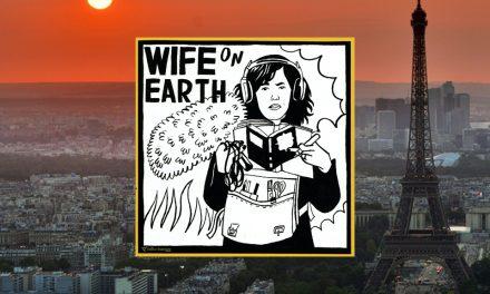 France – Wife on Earth