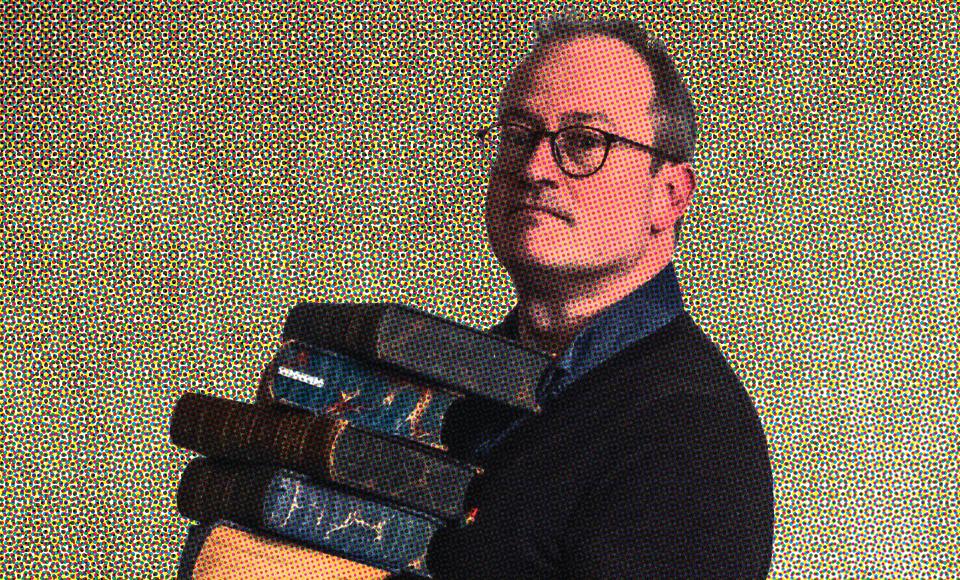 Robin Ince's 100 Bookshop Tour