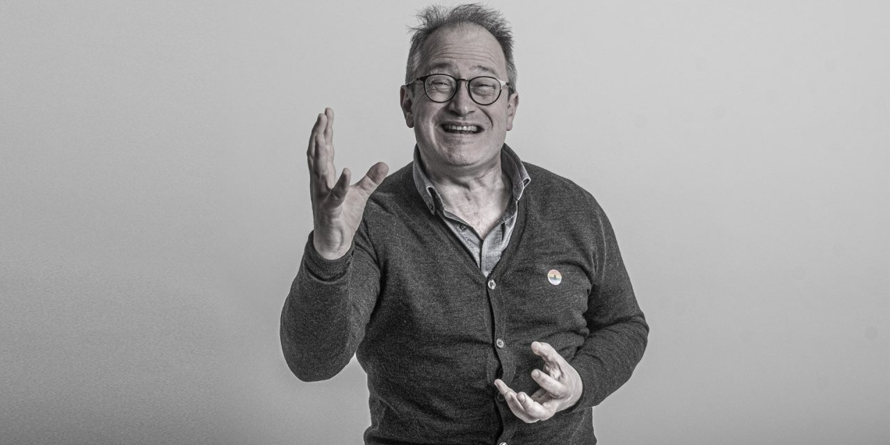 One Billion Thoughts – Robin Ince