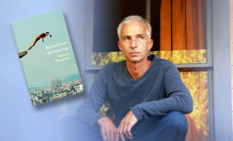Rupert Thomson – Book Shambles