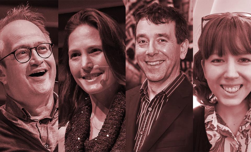 Jon Butterworth and Clara Nellist – Science Shambles Q&A Aug 8th