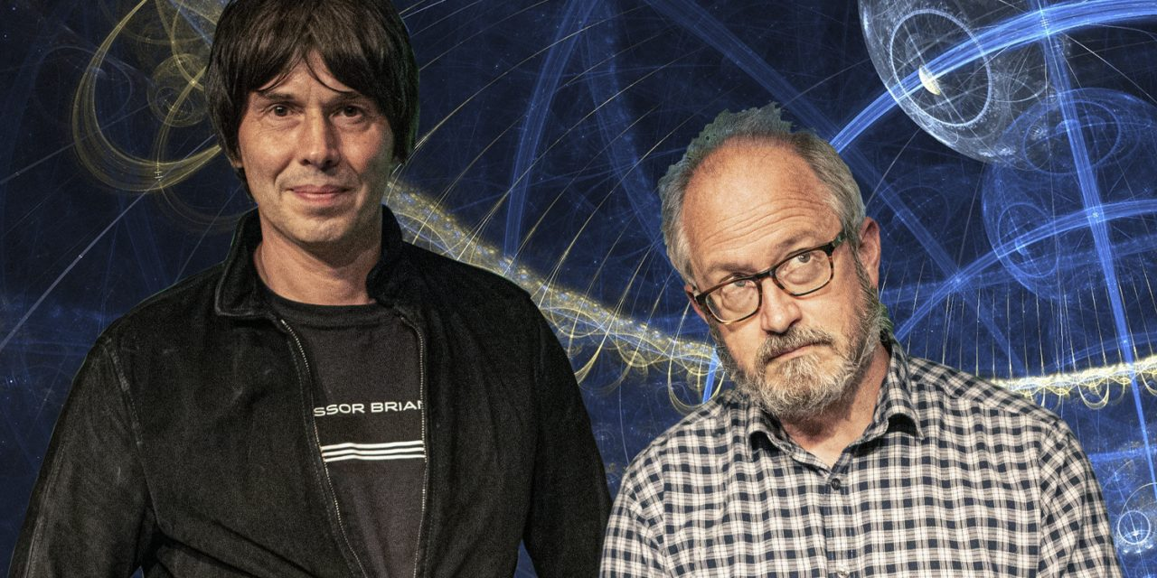 Brian Cox and Robin Ince's Compendium of Reason 2021 – Royal Albert Hall