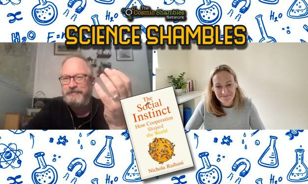 Nichola Raihani – Science Book Shambles