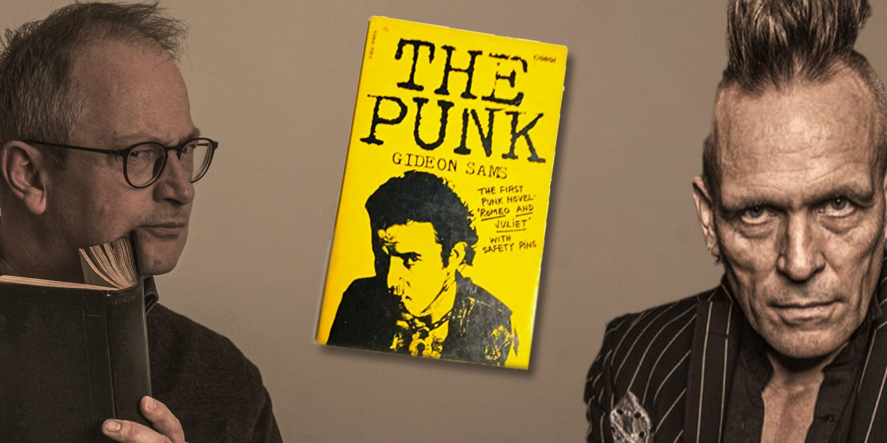 The Punk with special guest John Robb – A Book You Might Not Know