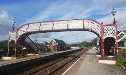 The Rail Author – Robin Ince