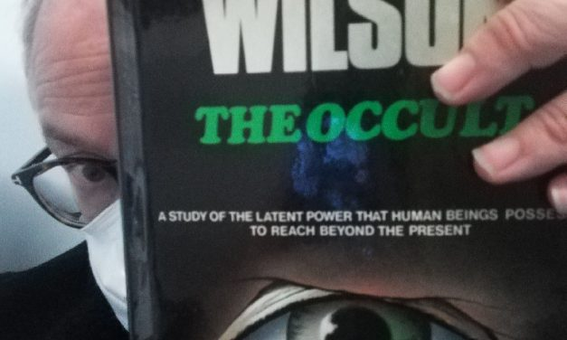 Do I Need the Hardback First Edition of Colin Wilson's The Occult? – Robin Ince