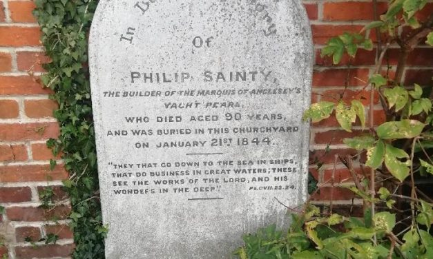 A Man Called Philip Sainty – Robin Ince
