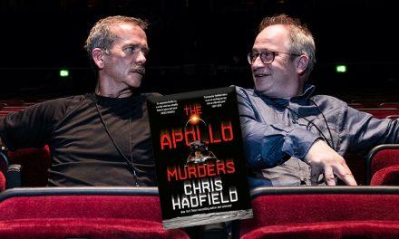 Chris Hadfield Returns – Book Shambles