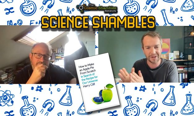 Harry Cliff – Science Shambles