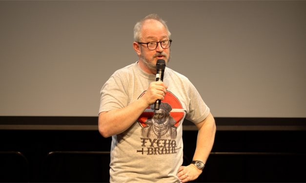 The Sadness of a Closed Oxfam – Robin Ince